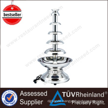 Commercial Kitchen Equipment Professional Chocolate Fountain Sale