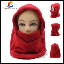LINGSHANG полная маска для лица на открытом воздухе лыжные горлышки с подогревом шляпы многофункциональные головные уборы
