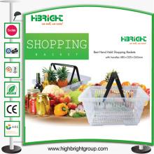 Einzelhandelsgeschäft-Handkorb