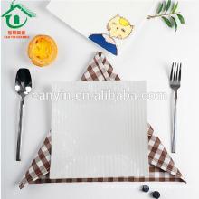 2015 square porcelain white dinnerware kitchen ware hotel tableware