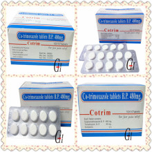 Antifungal Co-trimoxazole Tablets