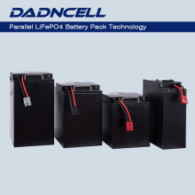 OEM ODM 24/48/60/72/96V E-bus LiFePO4 Battery Pack High Capacity Li Iron Phosphate Power Battery Pack