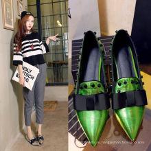 женщины плоские туфли без каблуков