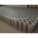 American standard 1/2, 1/4, 1/6 stainless steel beer keg