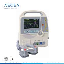 AG-DE001C automatische Oszillation manuell synchronisiert asynchron Krankenhaus Defibrillator Monitor zum Verkauf