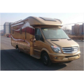 Mercedes-Benz Caravan Travel Trailer Euro5