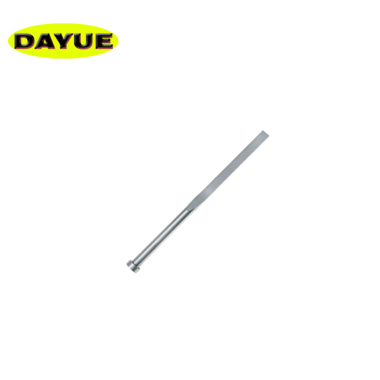 Stepped Ejector Pin for Plastic Molding