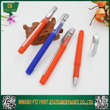 Дешевые Ballpoint Пластиковые вытащить баннер ручку