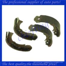 K1160 4406007Y25 4406001A26 4406041A85 4406068A25 44060L7025 pour Nissan semelle de frein cerise ensoleillé