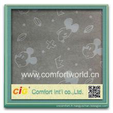 Mode nouveau design jolie tissu en coton égyptien ningbo de coton