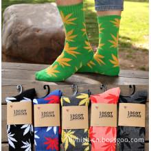 New Arrival Custom Spring Autumn Cotton Socks