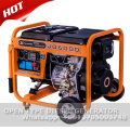 Gerador a diesel de 5kw com arrefecimento a frio do ar para venda