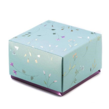 Best Design High Quality Foil Stamping Paper Gift Box