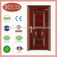 China's Top 10 Brand Steel Security Door KKD- 309 with CE BV SONCAP