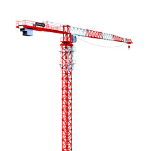 Qtz63-5010 Model Self Climbing Topless Tower Crane