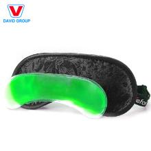Masque d'oeil de gel de refroidissement de Eyestrain de qualité supérieure avec le paquet froid de gel
