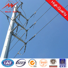 Q345b Steel Transmission Power Pole