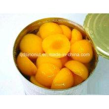 2015 New Crop Canned Aprikosenhälften, Scheiben, Würfel in L / S (HACCP, ISO, HALAL, KOSHER, BRC, FDA)