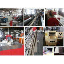 High Quality Wood Plastic Composite Extrusion Line
