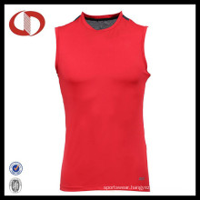 Men New Best Selling Sportswear Clothing Compression Fitness Tops