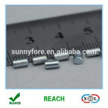 ronde des électro-aimants permanents de petite taille