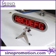 Taxi à l'intérieur du panneau d'affichage à LED pour voiture