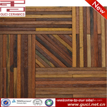 china manufacture wooden design mosaic tiles