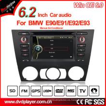 Juego de DVD especial de coche para BMW Android GPS Radio Reproductor de DVD con conexión WiFi