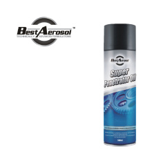 Super Penetrating Oil Lubricanting Spray Penetrator Oil