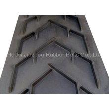 H Patterned Rubber Conveyor Belt