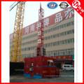 Sc200 Bauaufzug, Bauaufzug