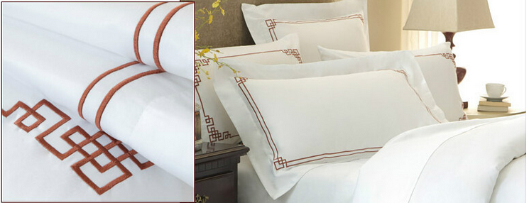 Details Embroidery Bed Sets