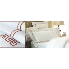 5 Star Hotel Linen Water Ripper 100% Cotton White
