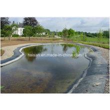 Forro de Geomembrana LDPE LDPE para Impermeabilização de Lago Artificial