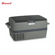 DC12V/24V 40L Small Compressor Car Travel Refrigerator