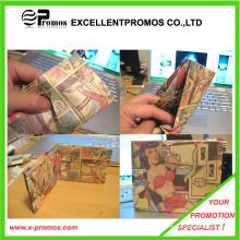 Carpeta de papel plegable promocional de Tyvek (EP-W1325)