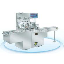 Máquina de embalagem de filme transparente