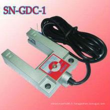 Omron type ascenseur Photo capteur photoélectrique SN-GDC-1 U forme Type de commutateur