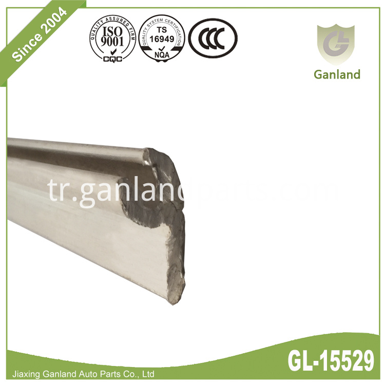 Aluminium Weather Seal Retainer GL-15529