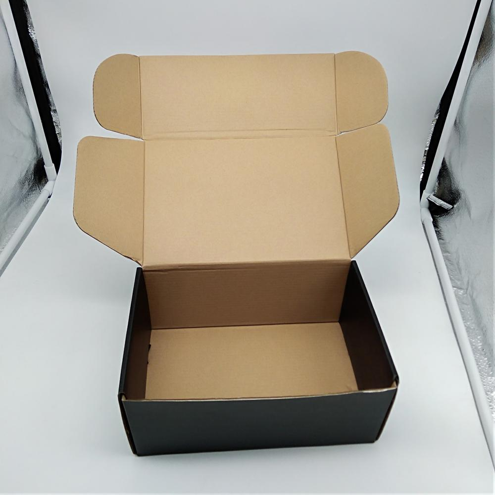Black Mailer Boxes