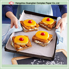 Heat Resistant Non-Stick Parchment Paper for Oven Use
