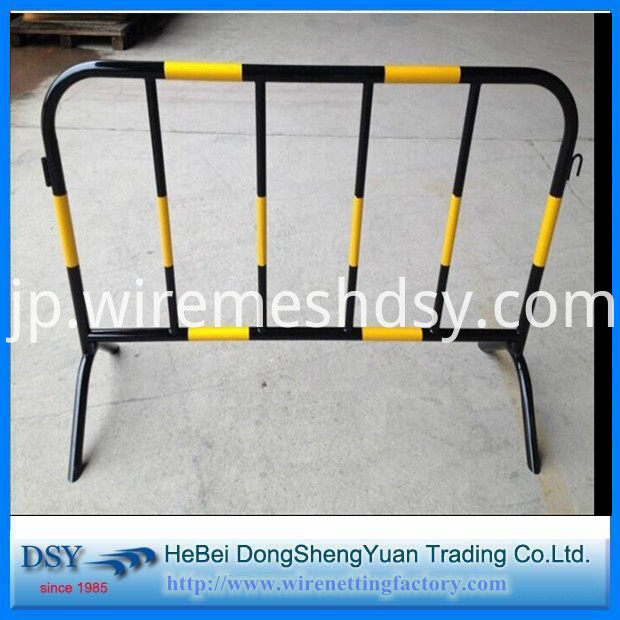 Pvc Coated Movable Temporary Fence