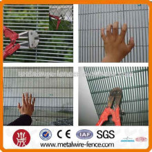 Military anti climb 358 high security fence