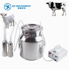 Brand New Cheap Milking Machine For Cows And Goat Cow Milking Machine