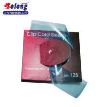 Solong Tattoo Best Quality Lots 125pcs Disposable Tattoo Clip Cord Sleeves