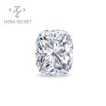 ForeverFlame G H cushion cut diamond CVD CZ Moissanite
