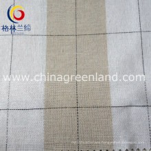 100%Cotton Yarn Dyed Fabric for Shirt Garment Textile (GLLML090)