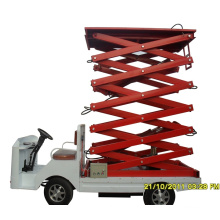 Battery Vehicular Lift Platform