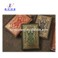 Customized Vintage Thick Hardcover Diary Notepad Notebook