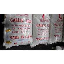 Ácido Gálico (C6H2 (OH) 3COOH) (CAS: 149-91-7)